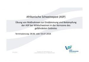 ASP Übung 2018 (1)