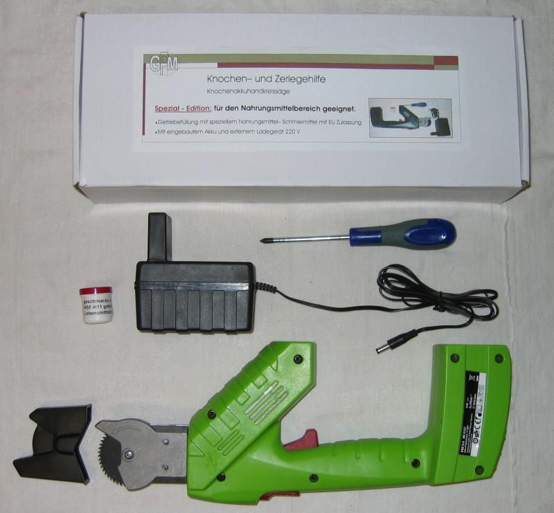 Elektrische Knochensäge RS2 (1)